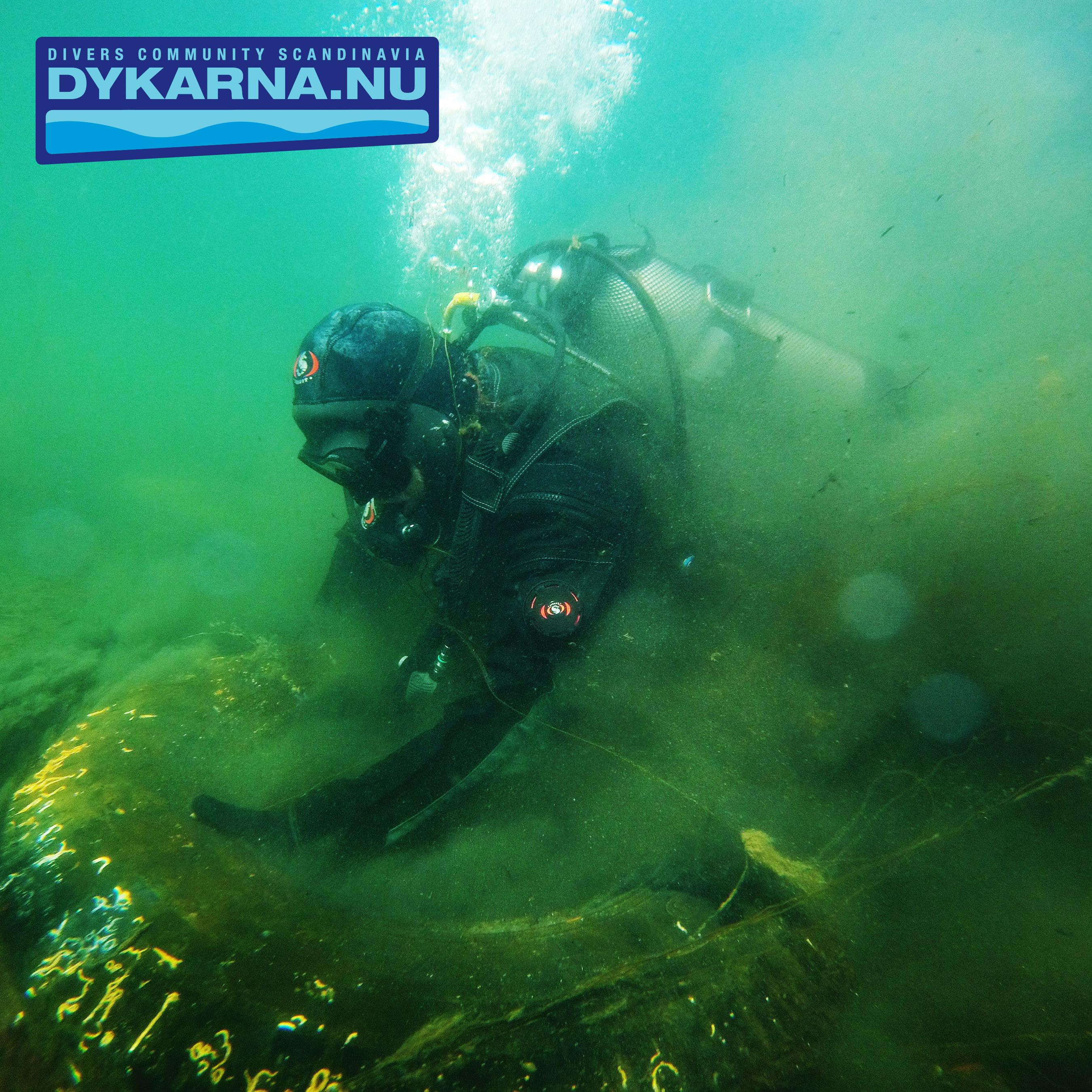 Skrotrensning under ytan