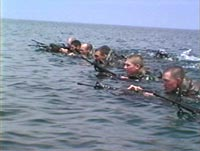 Intervju med Navy Seals